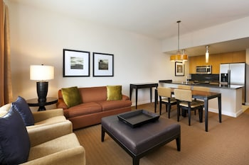 1 Bedroom Superior Suite, 1 Bedroom Larger Suite, 1 King, Sofa bed