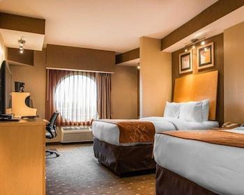 Hotel - Comfort Suites Monroeville