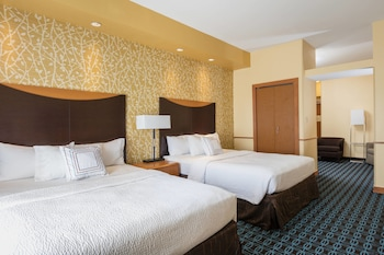 Hotel - Fairfield Inn & Suites by Marriott Auburn Opelika
