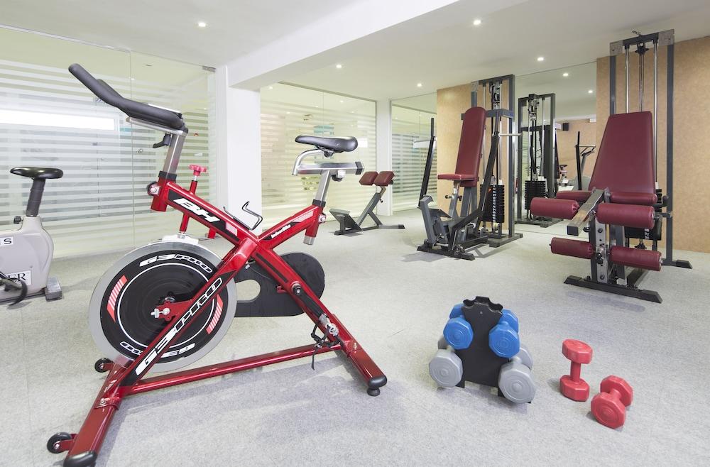 JS 솔데칸 피카포트 - 어른 전용(JS Sol de Can Picafort - Adults Only) Hotel Image 21 - Gym