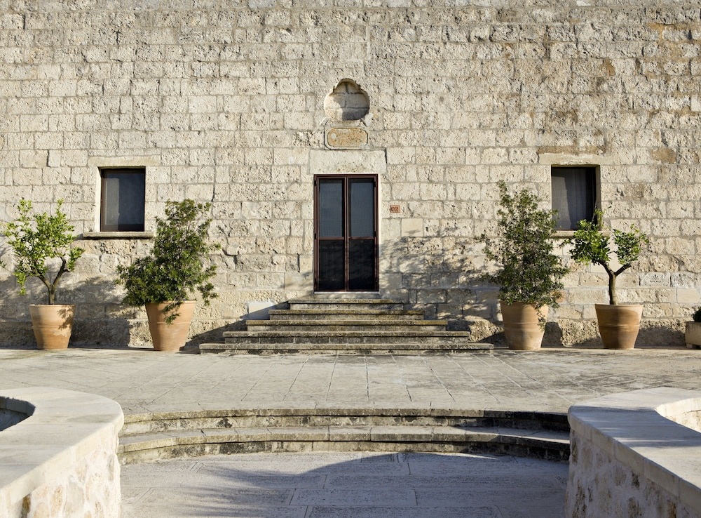 마세리아 파나레오(Masseria Panareo) Hotel Image 115 - Porch