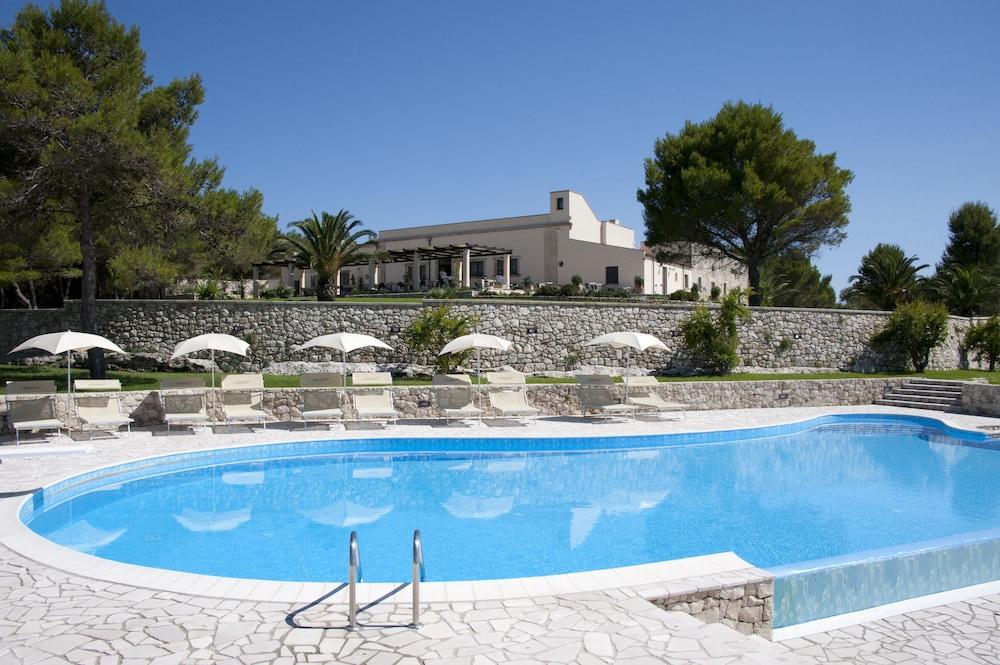 마세리아 파나레오(Masseria Panareo) Hotel Image 7 - Pool