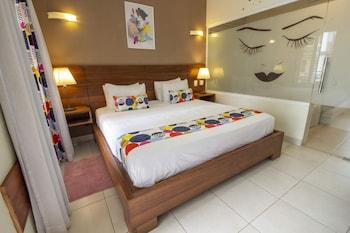 Comfort Double Room, 1 King Bed, Pool Access, Ground Floor