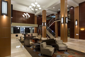 Lobby at Staybridge Suites Las Vegas in Las Vegas