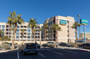 Exterior at Staybridge Suites Las Vegas in Las Vegas