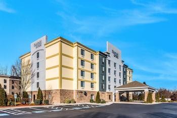 格林斯伯勒體育場區萬豪萬楓套房飯店 Fairfield Inn & Suites by Marriott Greensboro Coliseum Area