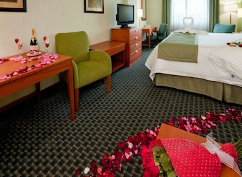 Room, 1 King Bed, Accessible, Smoking (Wheelchair)
