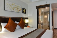 Deluxe Double or Twin Room with no Window & Low Ceiling