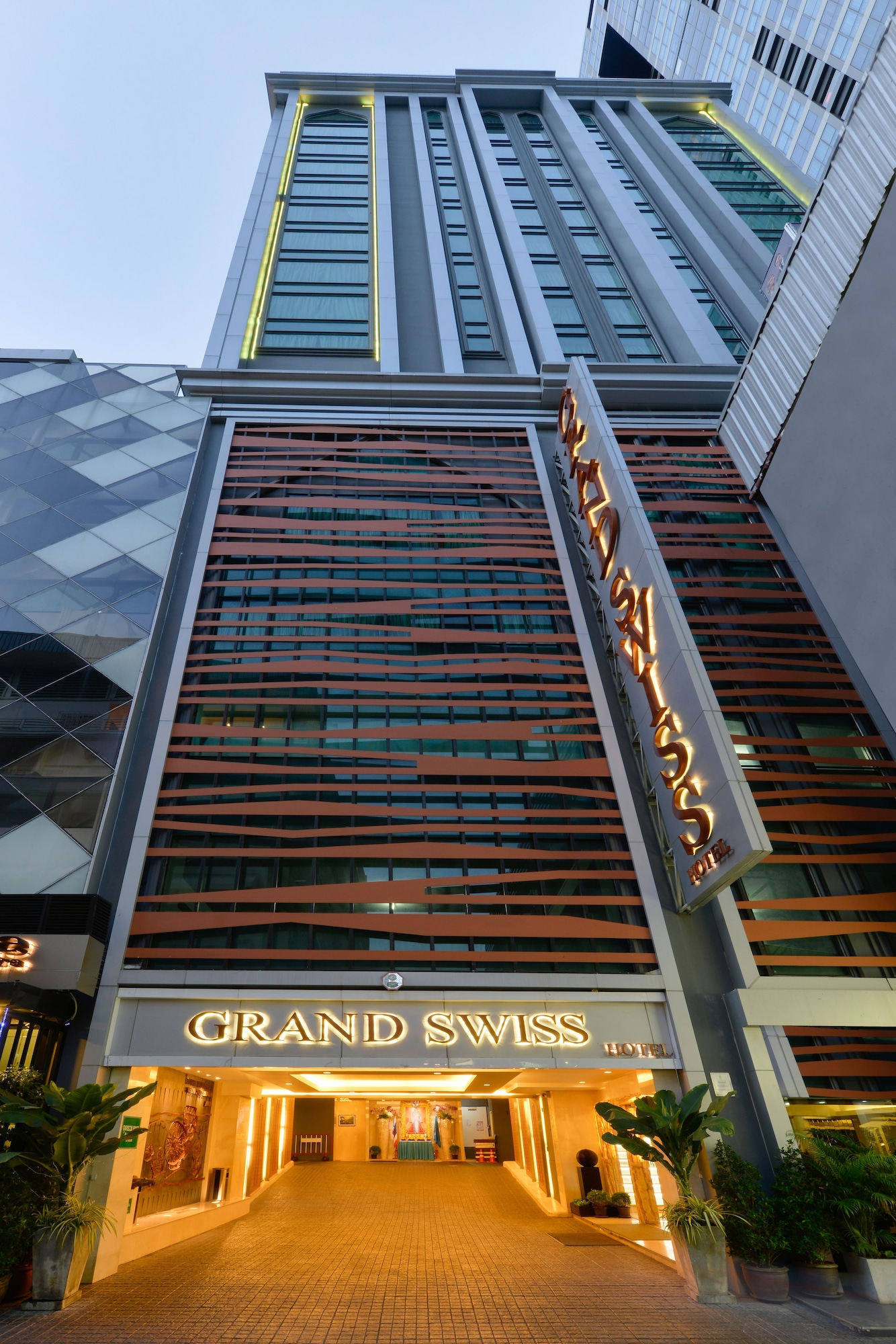 Grand Swiss Sukhumvit 11 by Compass Hospitality, Wattana