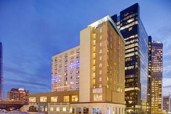 雅樂軒艾皮中心夏洛特住宅區飯店 Aloft Charlotte City Center
