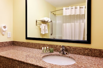 Guestroom at Baymont by Wyndham Savannah South in Savannah