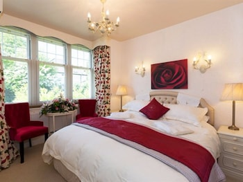 Double Room, 1 King Bed, Ensuite (Rose Room)