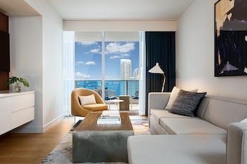 Suite, 1 Bedroom, View (Water View)