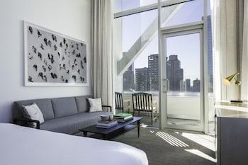 Suite, Terrace, View