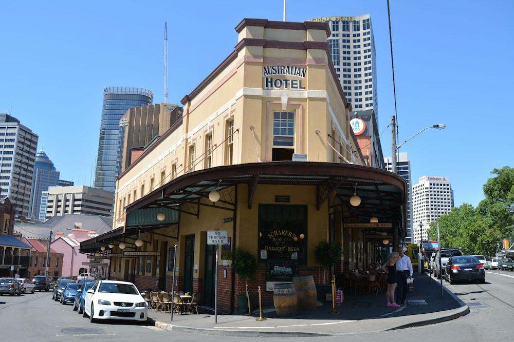 オーストラリアン ヘリテージ ホテル