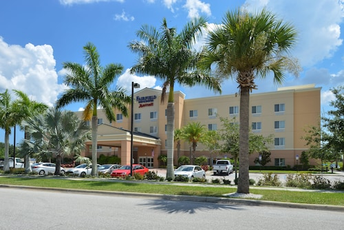 . Fairfield Inn & Suites by Marriott Fort Pierce