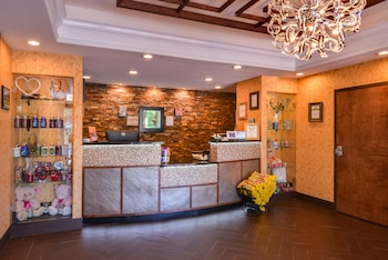 Check-in/Check-out Kiosk at Inn of the Dove Romantic Luxury & Business Suites in Bensalem