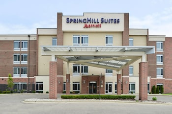 Detroit Vacations - SpringHill Suites by Marriott Detroit Metro Airport Romulus - Property Image 1