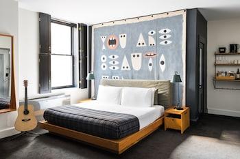 紐約艾斯飯店 Ace Hotel New York