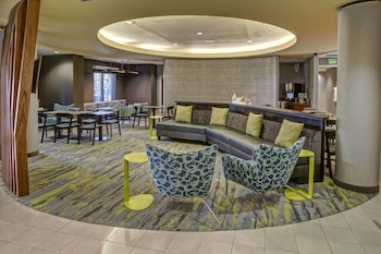 那不勒斯萬豪春丘套房飯店 SpringHill Suites by Marriott Naples