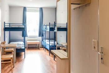Room, Multiple Beds (4 Beds, Linen Not Included)