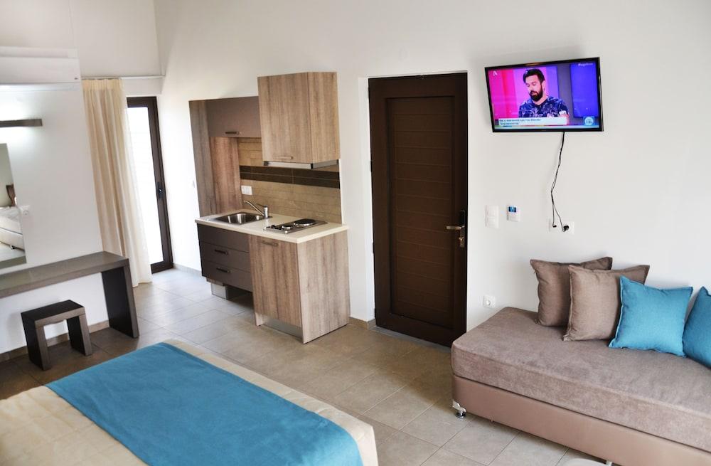 레드라 마레메 호텔(Ledra Maleme Hotel) Hotel Image 21 - Guestroom