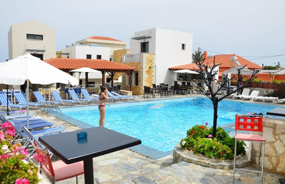 레드라 마레메 호텔(Ledra Maleme Hotel) Hotel Image 3 - Pool