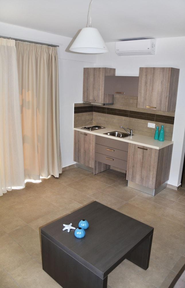 레드라 마레메 호텔(Ledra Maleme Hotel) Hotel Image 47 - In-Room Kitchenette