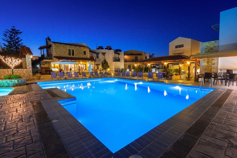레드라 마레메 호텔(Ledra Maleme Hotel) Hotel Image 70 - Outdoor Pool
