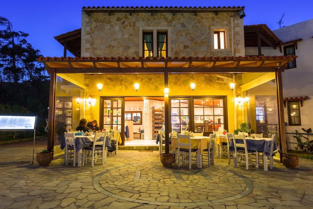 레드라 마레메 호텔(Ledra Maleme Hotel) Hotel Image 76 - Restaurant