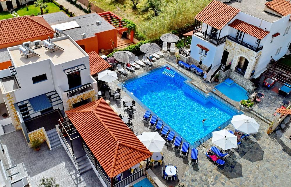 레드라 마레메 호텔(Ledra Maleme Hotel) Hotel Image 5 - Pool