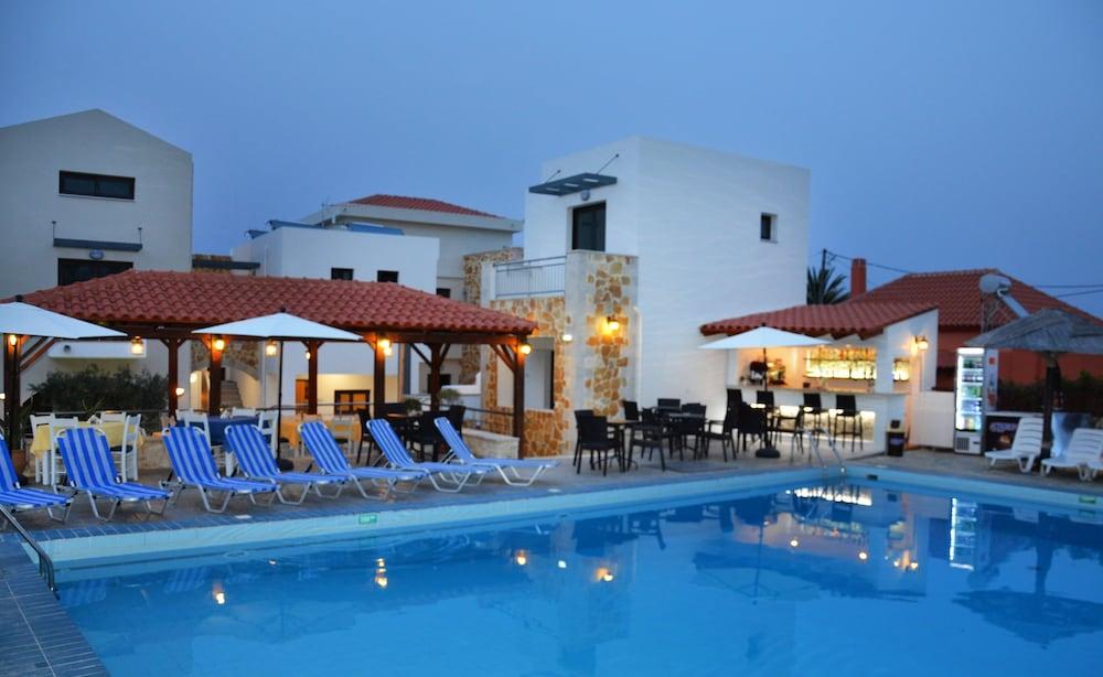 레드라 마레메 호텔(Ledra Maleme Hotel) Hotel Image 82 - Hotel Bar