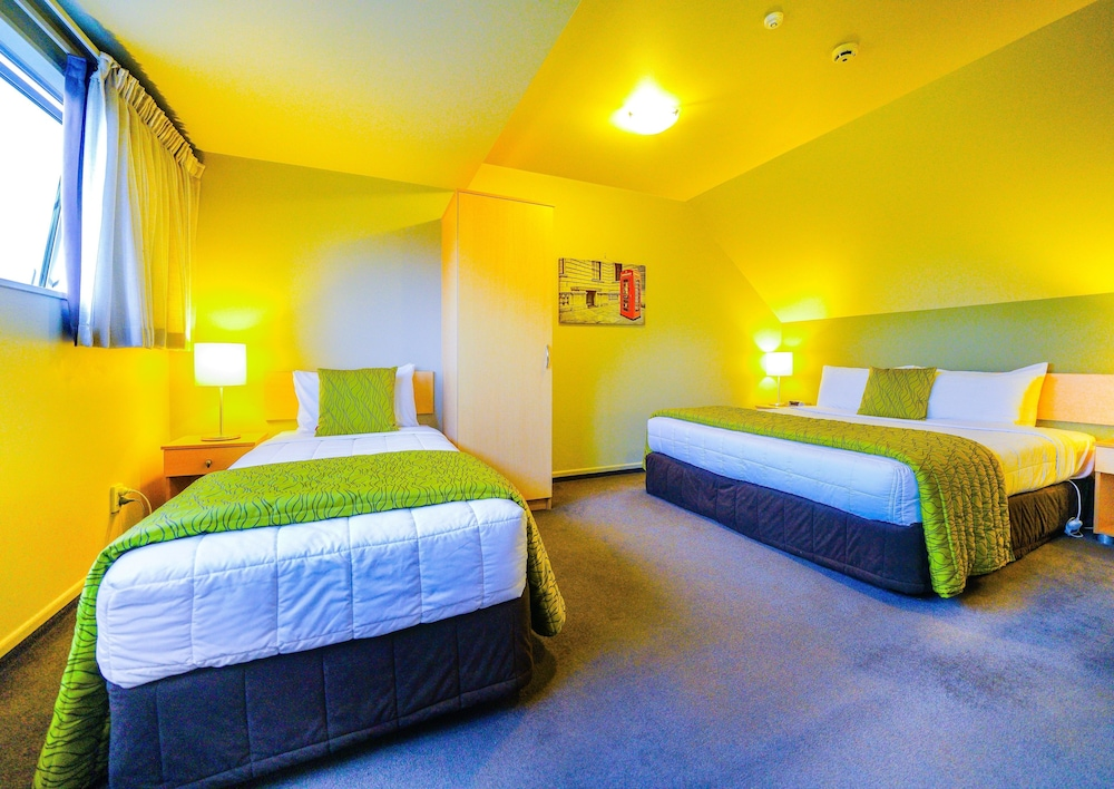 CentrePoint on Colombo Motel, Christchurch