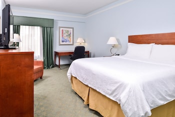 Deluxe Room, 1 King Bed, Accessible, Non Smoking (Hearing)