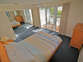 Guestroom at Tangalooma Island Resort in Tangalooma