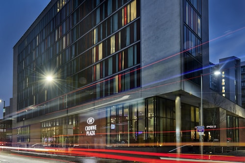 . Crowne Plaza Hotel Manchester City Centre