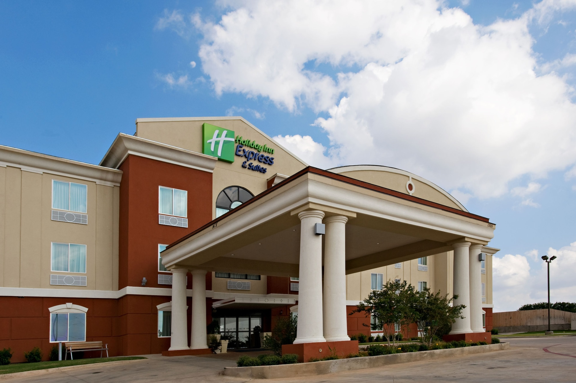 Holiday Inn Express &Suites Snyder, Scurry