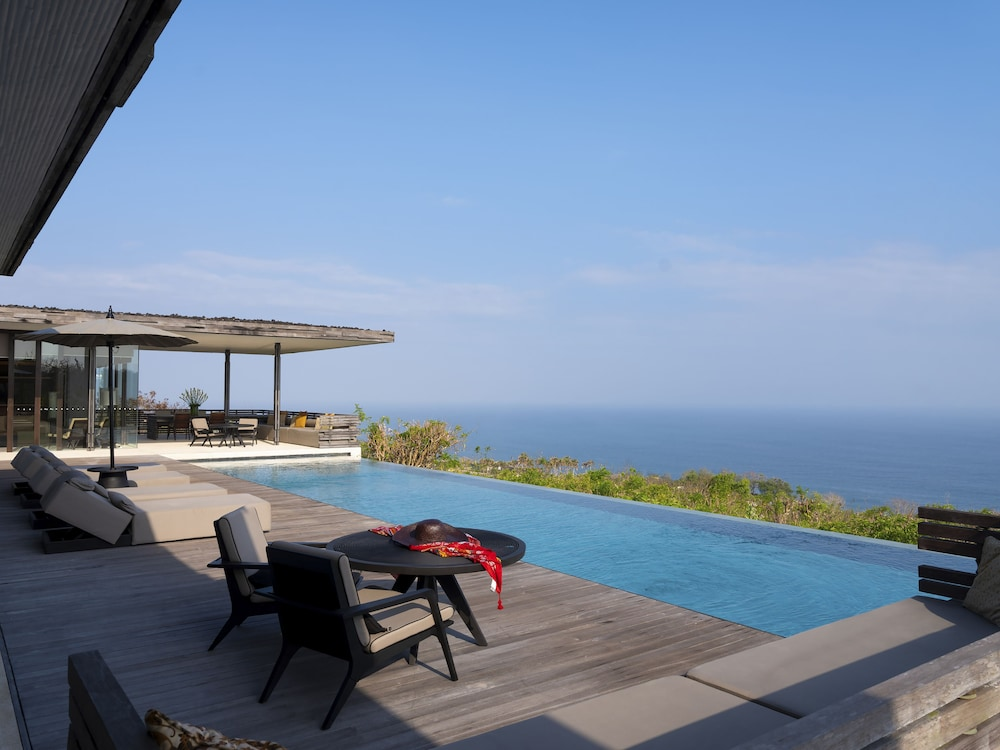 Villa, 3 Bedrooms (Hill and Ocean View)
