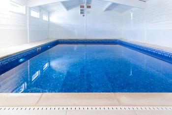 The Dragon Hotel - Indoor Pool  - #0