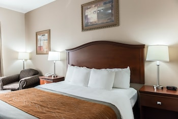 Hotel - Comfort Inn & Suites Midway - Tallahassee West