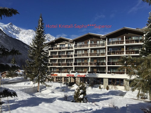 . Hotel Kristall-Saphir