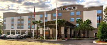 Four Points by Sheraton Jacksonville Baymeadows - Hotel Entrance  - #0
