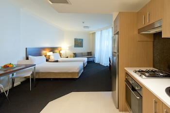 Standard Two Bedroom Apartment (Limited Housekeeping)