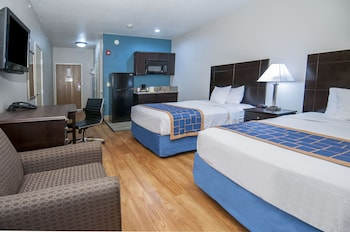 Studio Suite, 2 Queen Beds, Accessible, Non Smoking (Mobility/Hearing Accessible)