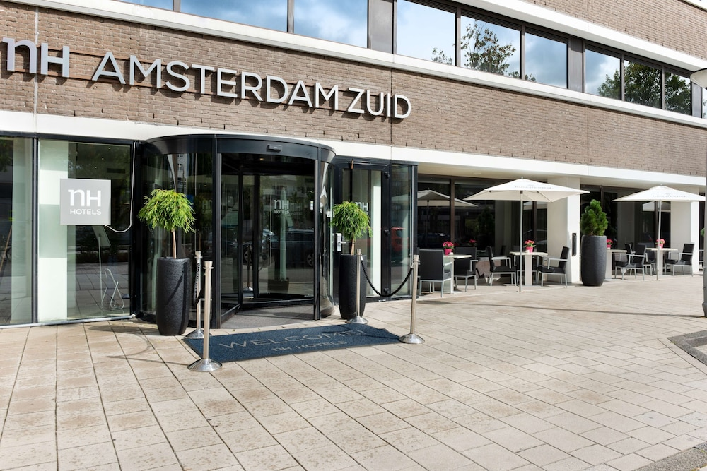 NH Amsterdam Zuid, Featured Image