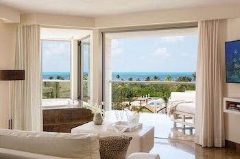 Junior Suite Ocean View + Free On-Site Covid19