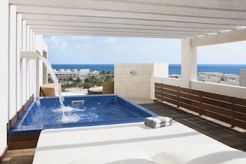 Ocean View Terrace Suite w/ Plunge Pool