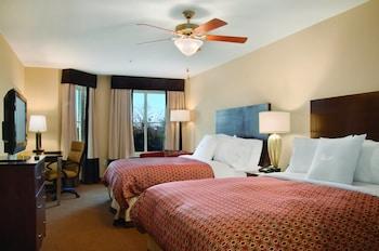 Suite Two Queen Bedroom