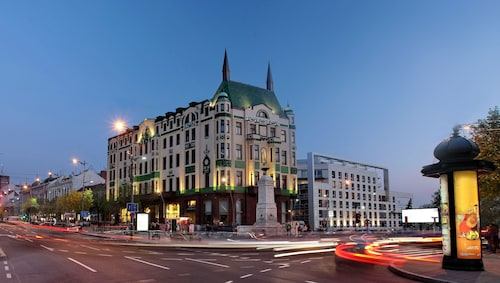 . Hotel Moskva