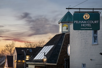 佩勒姆庭院飯店 Pelham Court Hotel